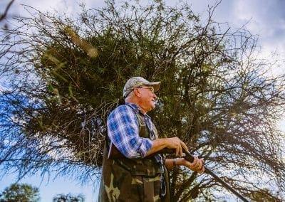 Dove Hunting in La Emilia, Santiago del Estero