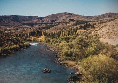 Quillen, Patagonia by Justin Michau